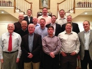 1986 BEHS State Champion Baseball Team and Coaches